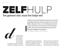 Anemoon Langenhoff artikel FRITS magazine zelfhulp netwerk