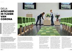 anemoon Langenhoff artikel FRITS Magazine Dela in coronatijd
