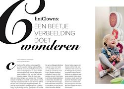Anemoon Langenhoff artikel FRITS Magazine Cliniclowns