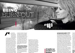 Anemoon Langenhoff essay FRITS magazine Burn-out