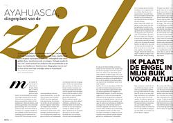 Anemoon Langenhoff essay FRITS magazine Ayahuasca