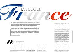 Anemoon Langenhoff essay FRITS magazine Ma douce France