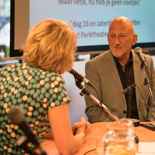Anemoon Langenhoff interviewt Gerard van Maasakkers in SPAM!Talkshow