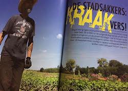 Anemoon Langenhoff artikel FRITS magazine Stadsakkers
