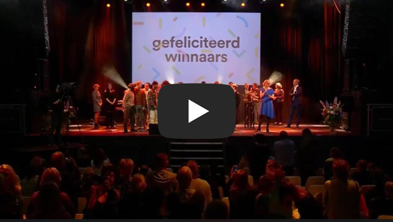 Anemoon Langenhoff presenteert Eindhoven Cultuurprijs 2019